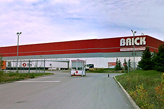 The Brick Distribution Centre, Pointe-Aux-Trembles, Quebec